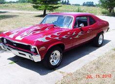 1972 Nova true SS