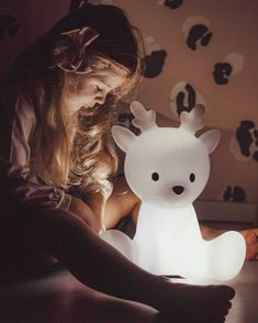 White Night Lights, Best Night Light, Lampe Miffy, Bedside Lamps With Usb, Amsterdam, Mood Lamps, Neon Lamp, Puffer