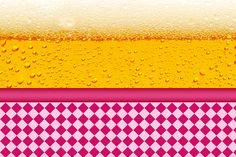 Montando a minha festa: Cerveja - Rosa