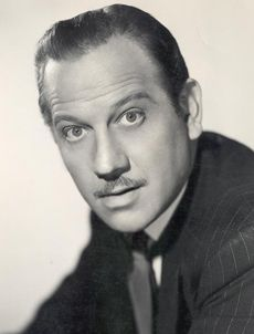 MELVYN DOUGLAS: ACTOR