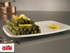 Turkish Cuisine:Yaprak Sarma