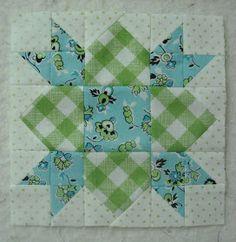 Bee In My Bonnet: Easy Weathervane Quilt Block Tutorial...