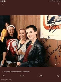 Dolores O'riordan, Cranberries, Movies, Movie Posters, Films, Film Poster, Cinema, Movie, Film