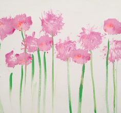 Mini Blooms  Kerri Rosenthal