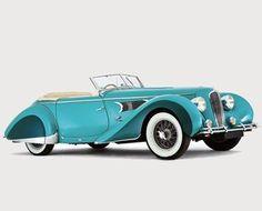 1939 Delahaye 135 MS. I really want this!