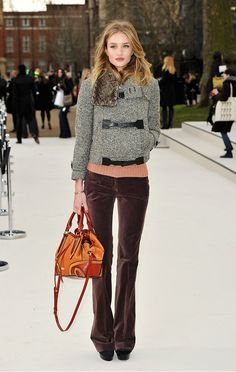 Great Burberry outfit