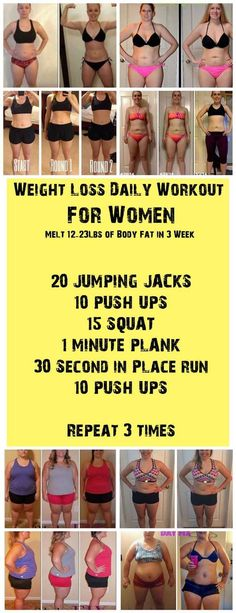 Weight Loss Daily Workout For Women, How to Lose Belly Fat Fast for Women With 3 Simple Strategies | diet | 3week | fat loss | exercises | inspiration | motivation | 21 days fix | weight loss |