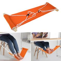 Desk Feet Hammock Quality Directly From China Foot Rest Stand Suppliers Personality Office Easy