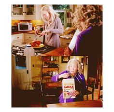 the old lady versions of Meredith and Cristina