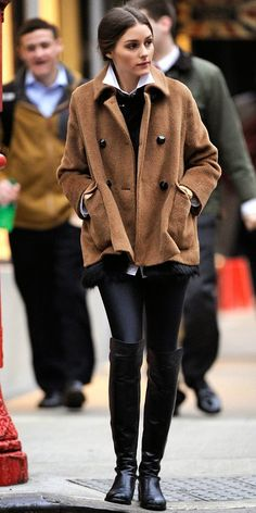 olivia palermo fall outfit