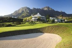 Erinvale Estate Golf Club-50 minutes from Franschhoek home of La Clé des Montagnes- 4 luxurious villas on a working wine farm.
