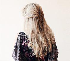 Imagen de hair, girl, and hairstyle