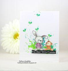SCRAPHOUSE INSPIRATION BLOG: Isha - Friends