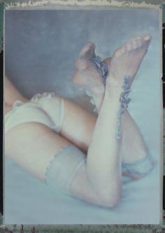Camille Lescure lingerie | Photographer: Liliroze - http://www.liliroze.com