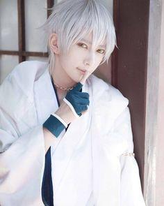 Char : Tsurumaru Kuninaga Anime : Touken Ranbu : Hanamaru Game : Touken Ranbu Coser : KumaQi - COSPLAY IS BAEEE!!! Tap the pin now to grab yourself some BAE Cosplay leggings and shirts! From super hero fitness leggings, super hero fitness shirts, and so much more that wil make you say YASSS!!!