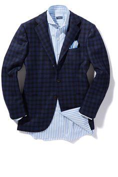 Kiton Vasari Cashmere Sport Coat