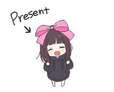Kawaii gif book and photo - Menhera chan gif - Page 2 - Wattpad Dibujos Anime Chibi, Cute Anime Chibi, Chica Anime Manga, Cute Anime Pics, Anime Girl Cute, Cute Anime Couples, Kawaii Anime Girl, Anime Art Girl, Anime Love