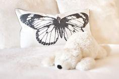 Kissen Papillon von Moltex - P A S T E L P I X