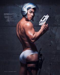 いいね!1,693件、コメント11件 ― Skiinmodeさん(@skiinmode)のInstagramアカウント: 「Hixenite soldier #hixenite #north #cyborg #robot #mechanic #weapon #warriors #solider #space…」