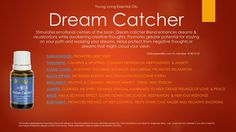 Dream Catcher Essential Oil- Young Living's Bedtime Blend