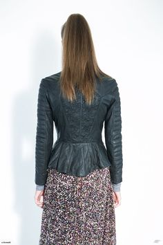 Trelise Cooper Leather Jacket NEW   Trade Me