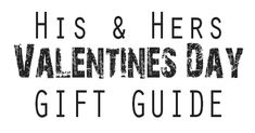 Don't know what you buy your Valentine? Click below for a quick list of gift ideas you can find at Woody's!