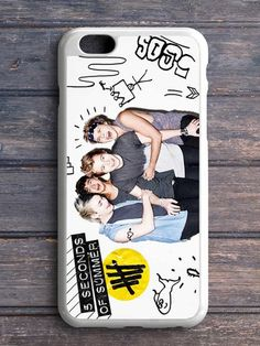 5seconds Of Summer Stereo iPhone 5C Case