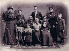 1980s Family | 1980s Family Portrait Died 1980s), velta (born