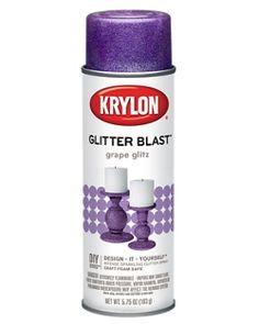 Glitter Blast™ -  | Krylon (gold, silver, diamond, confetti)