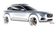Volvo Concept Estate | Volvo Prototype for Geneva Motor Show
