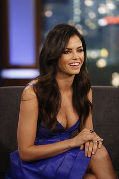 dailyactress:  Jenna Dewan Tatum on Jimmy Kimmel Live