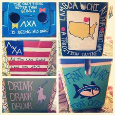 Lambda chi alpha cooler Fraternity Coolers, Frat Coolers, Lambda Chi Alpha, Theta, Nola Cooler, Bubba Keg, Greek Crafts, Cooler Painting, Sing To Me