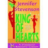 King of Hearts (Backstage Boys) (Kindle Edition)By Jennifer Stevenson