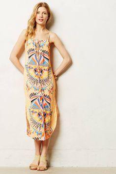 Vashti Maxi Dress, Anthropologie