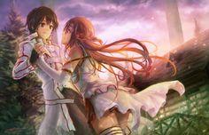 ~Sword art online~ Asuna & Kirito