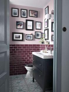 On fait le plein de cadres pour booster la déco des murs : à partir de 1,99 euros pièce chez Ikea - 100 euros pour doper une salle de bains moche - CôtéMaison.fr