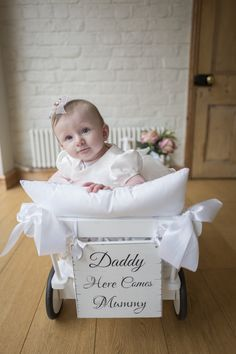 Baby Wedding Carriage 4