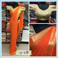 INDIAN STUNNING ETHNIC DESIGNER SAREE PAKISTANI PARTYWEAR GEORGETTE SARI 337 #ethnicitybynupur #sariSAREE  contact 8588962457