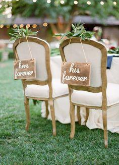 So cute! http://www.stylemepretty.com/2015/05/20/autumn-inn-at-park-winters-wedding/   Photography: Lacie Hansen - http://laciehansen.com/