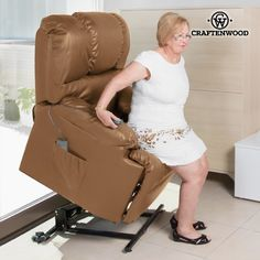 Craftenwood Camel 6010 Lifter Armchair With Massager