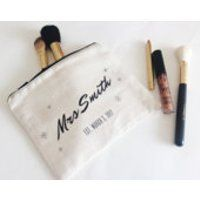 Cute Bridesmaid Gift Ideas - Personalized Bridesmaid Makeup Bag