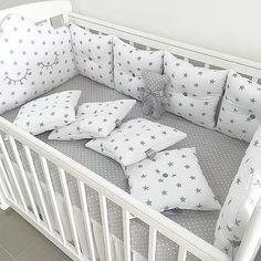 Zeynep in yapacakları Baby Bedroom, Baby Boy Rooms, Baby Room Decor, Kids Bedroom, Crib Sets, Baby Pillows, Baby Crafts, Crib Bedding, Girl Room