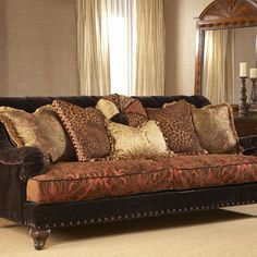 Charming Valentino Sofa By Paul Roberts