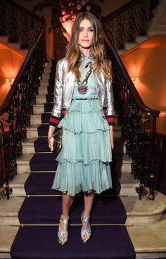La 'after party' de Gucci en Londres                                                                                                                                                                                 Más