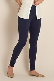 Talls Have to Have Legging - Blue Soft Surroundings. $49.95