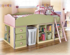 Create your kids loft bed.
