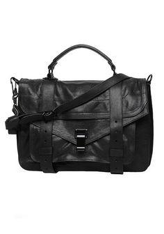 proenza schouler bag in black WANT!