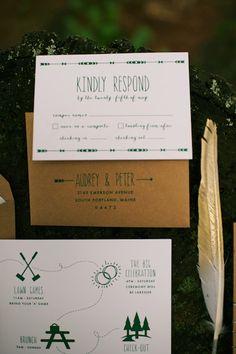 maine-summer-camp-wedding-ideas-005   Ruffled