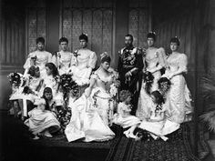 George and Mary were married in 1893. George's grandmother Queen Victoria ruled until her death in 1901, then George's father ruled as King-Emperor until his death in 1910, when George became George V of the United Kingdom and Mary became known as Queen Mary.