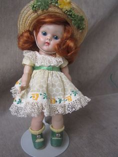 Vintage Vogue Ginny Doll OUTFIT Only  Candy Dandy Series 1954  Mint